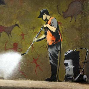 Graffiti Clean-Up