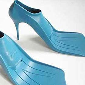 High-Heel Flippers