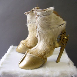 Pistol Hoof Heels