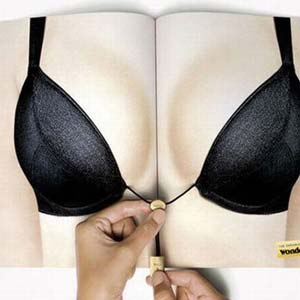 Push Up Wonderbra