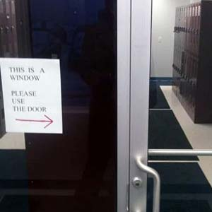 Use The Door