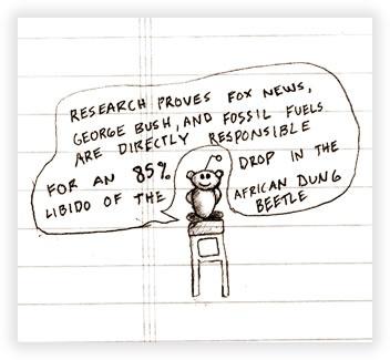 Reddit Site Doodle