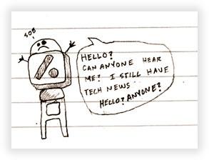 Slashdot News Site Doodle