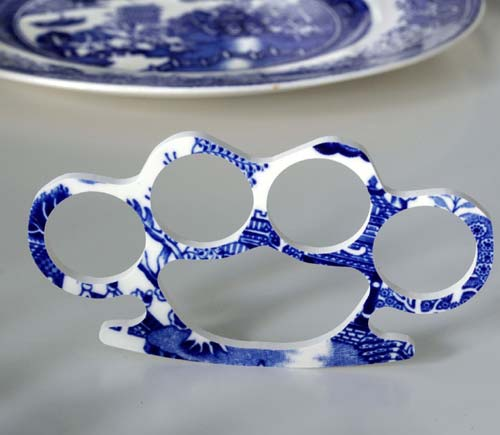 Porcelain China Knuckles