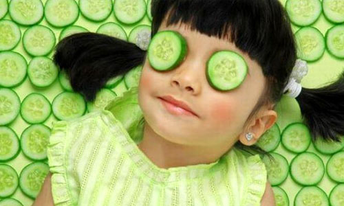 Cucumber Therapy Photo