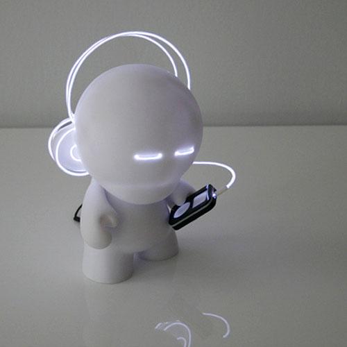 Music Laser Munny