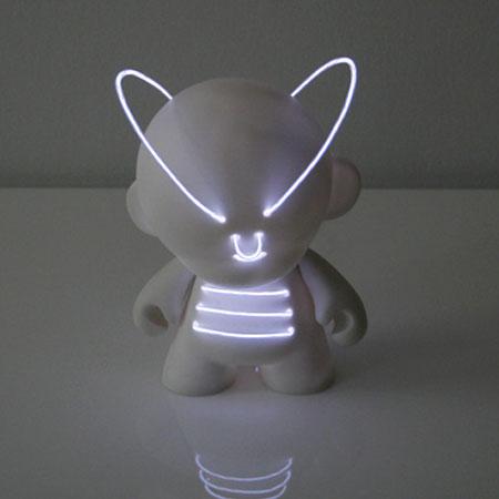 Laser Munny