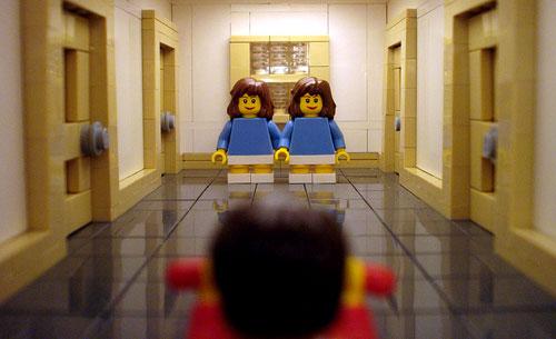 Lego Shining Twins Vignette