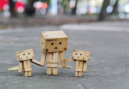 Danbo Family Walk