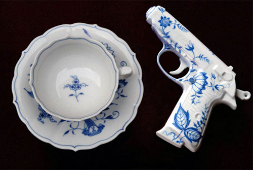 Porcelain Gun