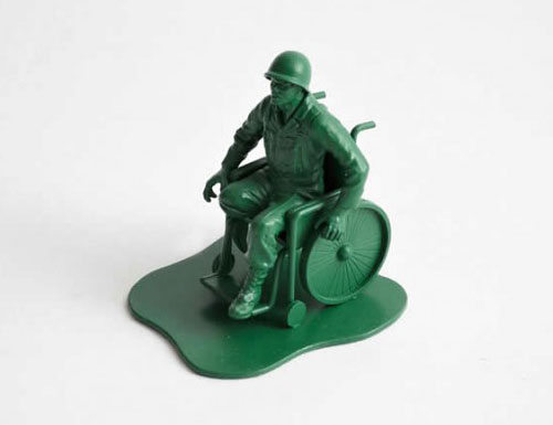 Toy Soldier Amputee