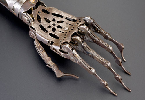 Antique Prosthetic Hand