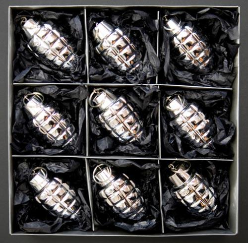 Grenade Baubles