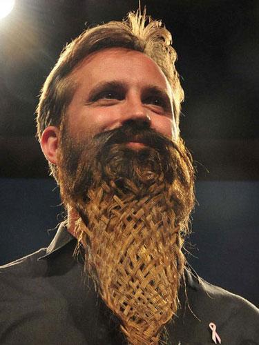Beard Weave