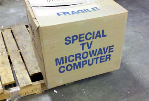 Special Microwave Television
