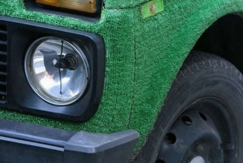 Green Carpet Niva SUV