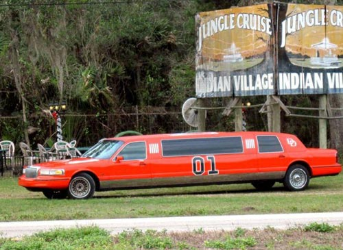 Dukes of Hazzard | General Lee Limo