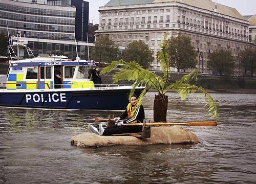 Palm Island Boat
