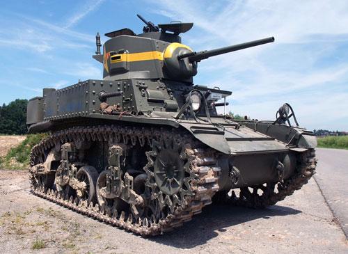 M3 Light Tank