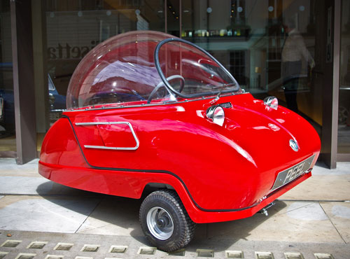 Peel Trident Bubble Car