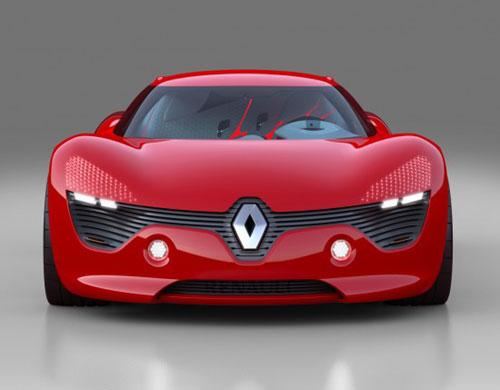 Front of Renault Dezir