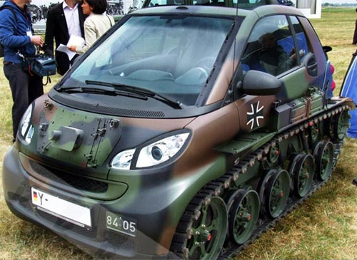 Smart Car Tank