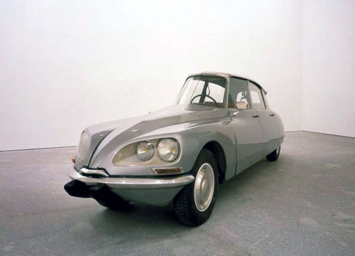Skinny Citroen DS