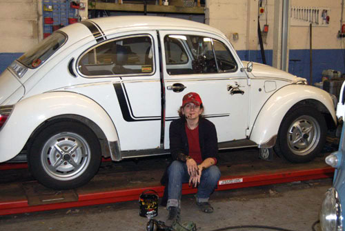 VW Stormtropper Beetle