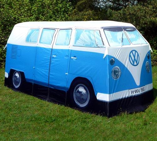 Type 2 Bus Tent