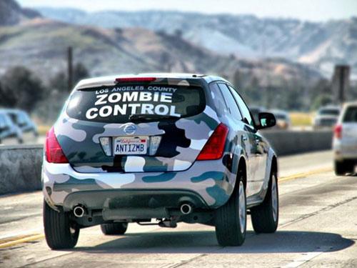 LA County Zombie Control