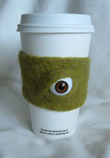 Eye Cup Cozy