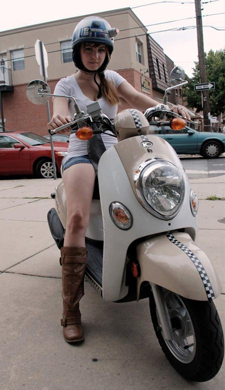 R2D2 Bike Helmet