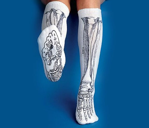 Bone Socks