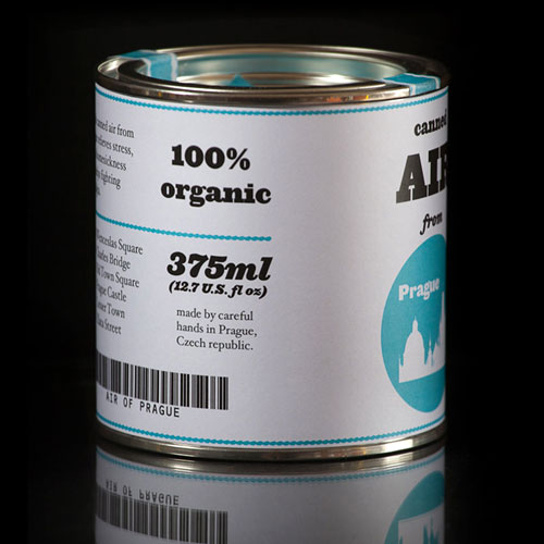 Organic Air From Prague