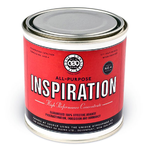 Can of Inspiration From Concentrate