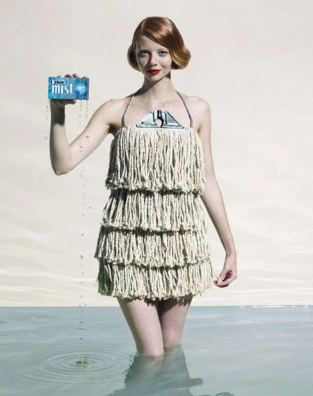 Mop Dress