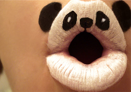 Panda Lipstick