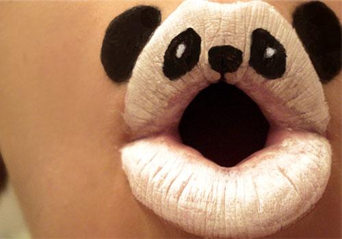 Panda Lipstick