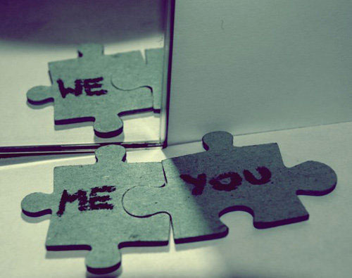 You and Me Becomes We