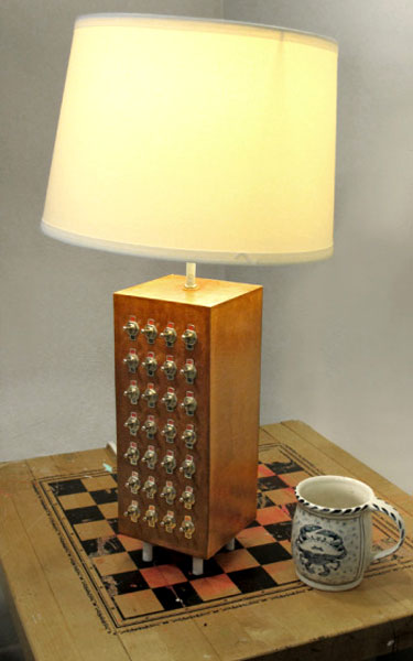 Multi Switch Lamp