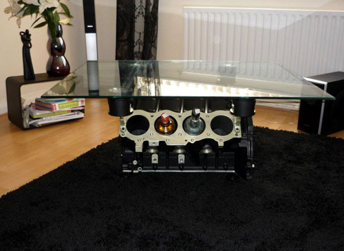 V8 Coffee Table