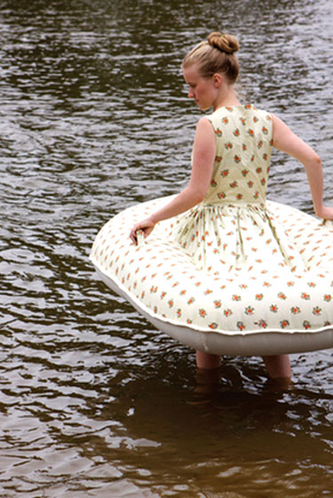 Dinghy Boat Dress