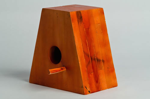 Letter A Birdhouse