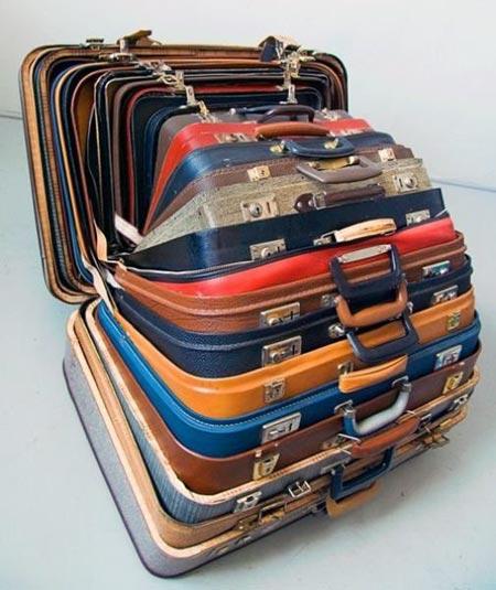 Matryoshka Suitcases