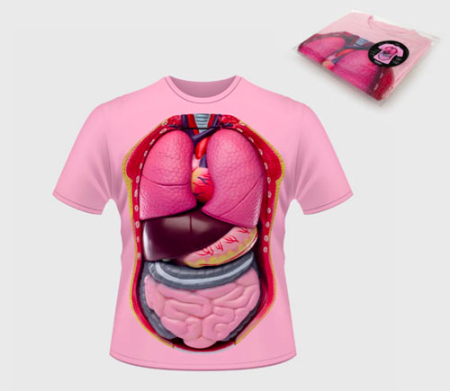 Inner Organ Tshirt
