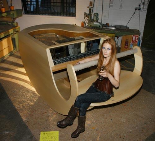 Piano Rocker Design