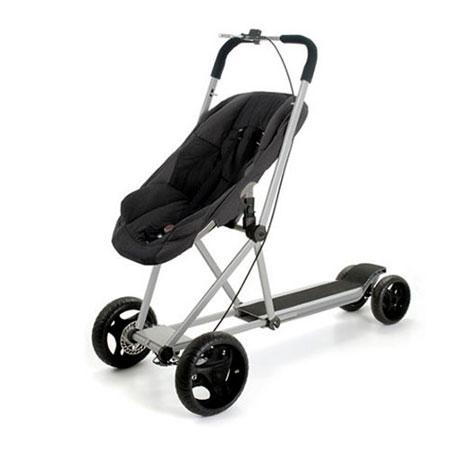 Scooter Stroller Hybrid
