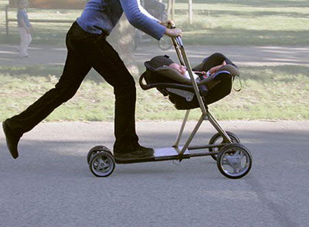 Scooter Baby Buggy