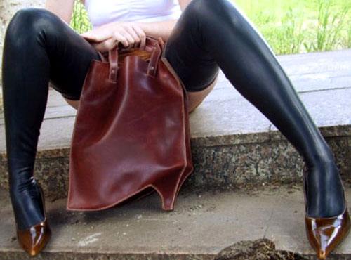 Heel Bag