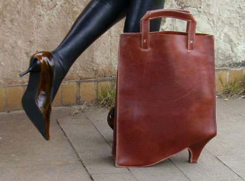 High-Heel Bag